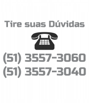 Ligue agora mesmo!