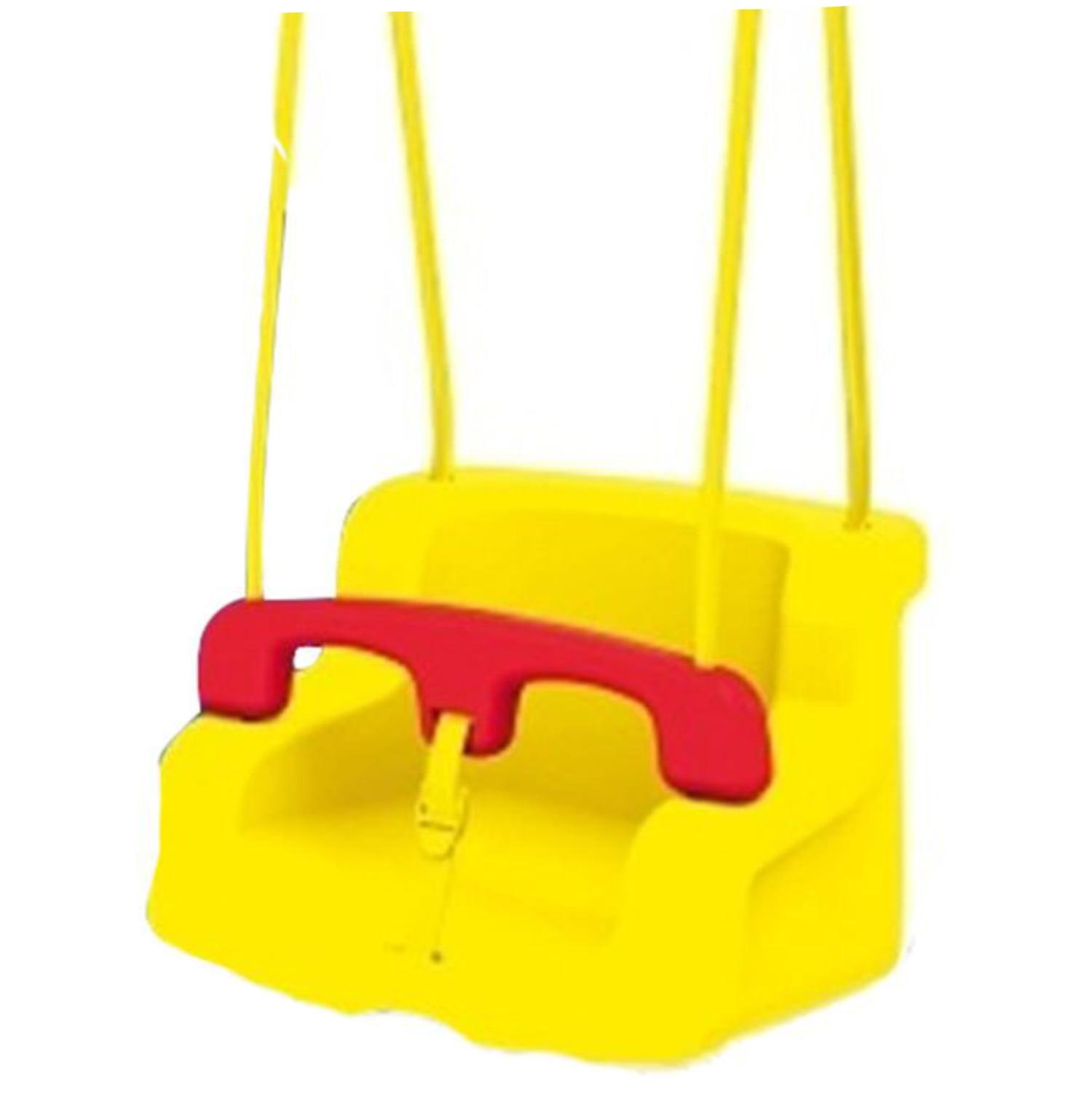 Balanço Infantil Amarelo