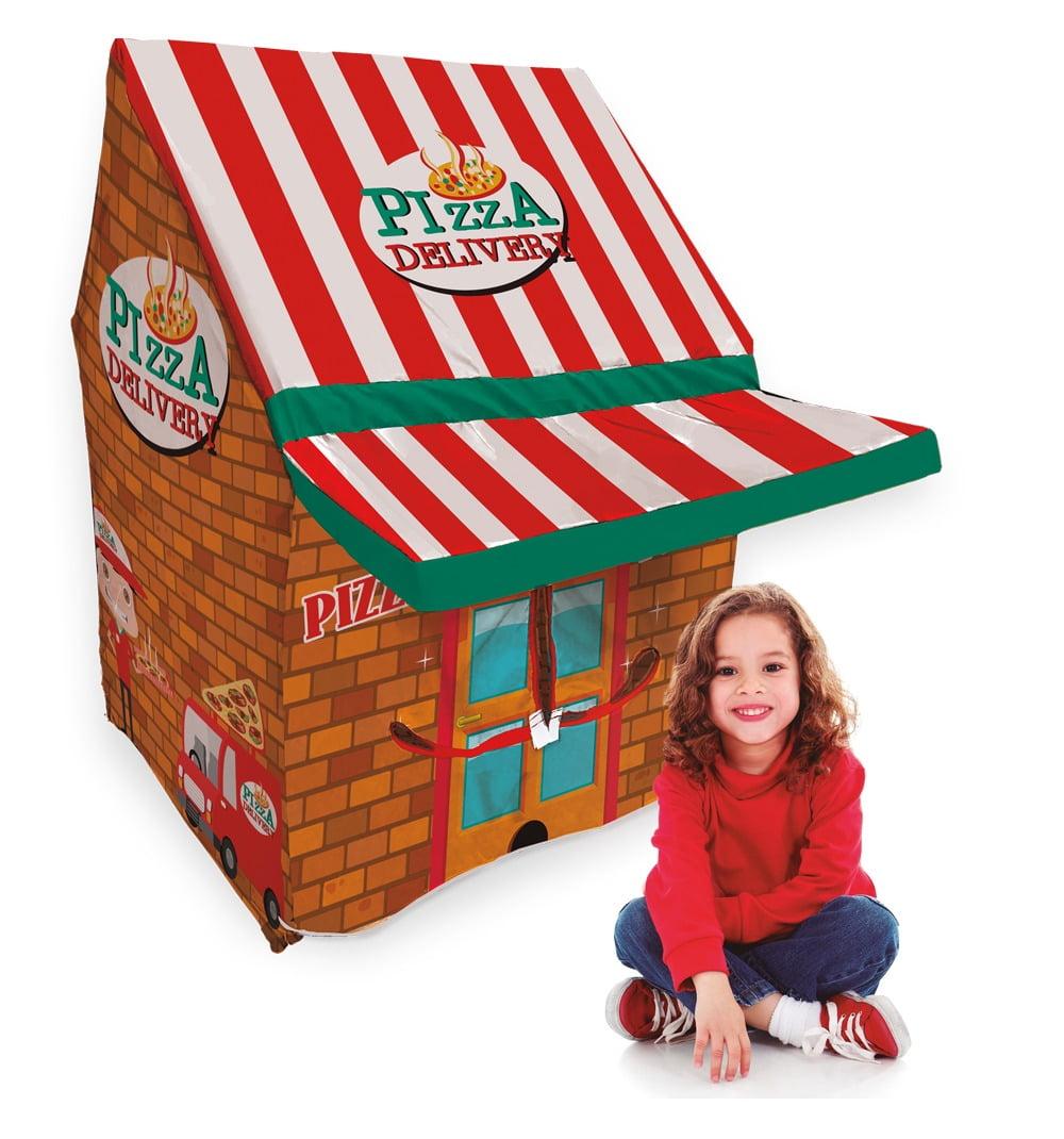 Casinha Barraca Infantil Pizzaria