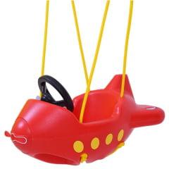 Balanço Avião Vermelho
