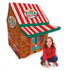 Casinha Barraca Infantil Pizzaria