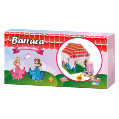 Casinha Barraca Infantil Princesa
