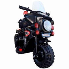 Mini Moto Elétrica 6v - Preta