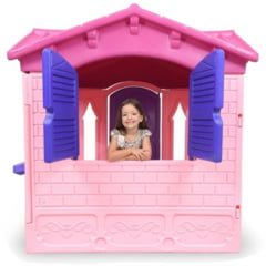 Casinha Disney Princesas Xalingo 1810.9