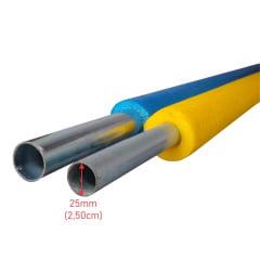 Haste Completa Para Cama Elástica 2,50cm Diâmetro (unidade)