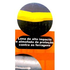 Super Cama Elástica 4,20 Para uso Externo (não enferruja)