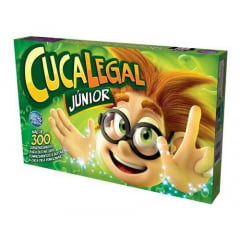 CUCA LEGAL JUNIOR - SUPER JOGOS
